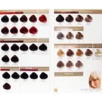 Linange Hair Color Chart Alter Ego Egocolor Semi