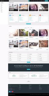 Joomla Design Jm Classifiedads Templates Cmsgadget Com Free And