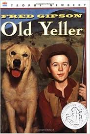 old yeller text only newbery honor book edition by f gipson f gipson amazon books