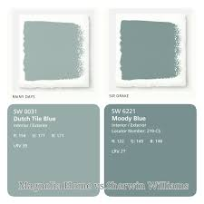Sherwin Williams Paint Quality Chart Magnolia Home Paint Vs Sherwin Williams Paint Just Used