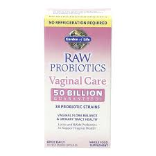 <b>Raw Probiotics Vaginal Care</b>, 30 ct Probiotics | Meijer Grocery ...
