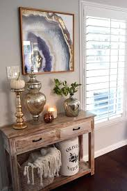 Hall Table Decor Best Entryway Console Ideas On And