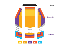Seat Maps Seattle Rep