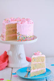 3 Layer Cake Made In The Microwave Gemmas Bigger Bolder Baking