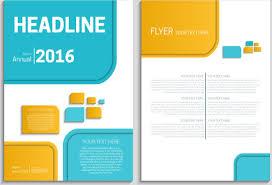 Annual Report Design Template Free Vector Download 4040 Free Cool Annual Report Template Design