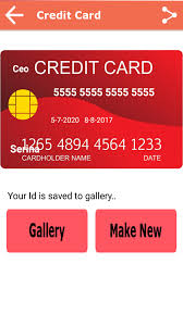 fake id card generator 2017 free of android version m 1mobile