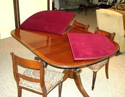 table pad protectors for dining room tables round table pad protector dining room kitchen island ideas