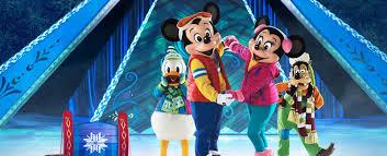 Disney On Ice 100 Years Of Magic Massmutual Center