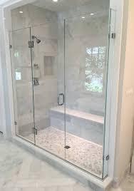 frameless tub shower doors glass shower frameless pivot tub shower door in chrome