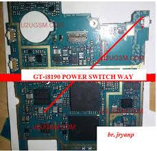 Samsung I8190 Galaxy S III mini Power ...