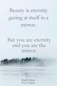 Kahlil Gibran Quotes On Beauty