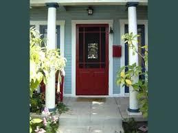screen door for front door screen door collection