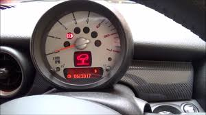 Mini Countryman Battery Warning Light How To Reset The Service Light On A 2013 Mini Cooper Sd