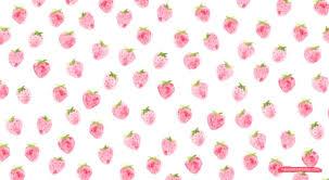 Strawberry Cow Wallpaper Cute