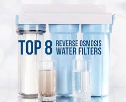 top 8 reverse osmosis water filters