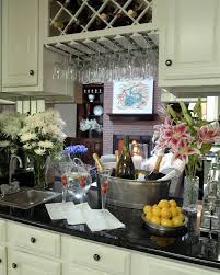 under cabinets wine glass rack