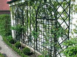 wrought iron garden trellis wrought iron garden trellis trellises for outdoor walls iron garden trellis