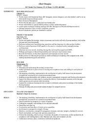 Builder Resume Samples Velvet Jobs