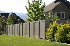 Image Cedar Fence Allison Fence Company Best Vinyl Fences Best Vinyl Hi