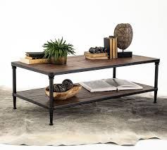 juno 48 rectangular reclaimed wood