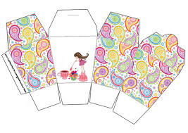 Tea Party Free Printables Girls Tea Party Free Printable Boxes Oh My Fiesta For