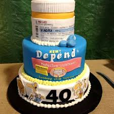 13 Funny 50 Birthday Cakes For Men Photo Funny 40th Birthday Cake