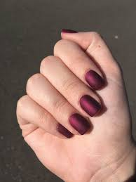 Matte Fall Color Nails Fitnailslover Nail Art
