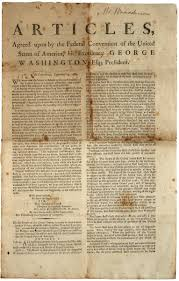 ratification of the us constitution in new york the gilder us constitution printed in albany new york 1788 glc07866
