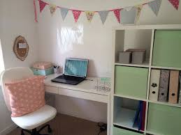 home office shelving units. White Home Office. Ikea Micke Desk And Kallax Shelving Unit. Office Units