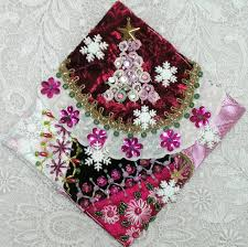 Kitty And Me Designs: Crazy Quilt Blocks for Christmas Ornaments & Crazy Quilt Blocks for Christmas Ornaments Adamdwight.com