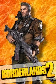 borderlands 2 iphone skin axton pack3 by mentalmars
