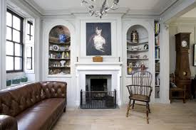 Timeless And Elegant English Interior Design House In London .