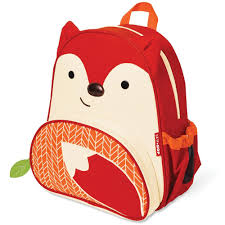 Skip Hop Raincoat Size Chart Skip Hop Fox Backpack