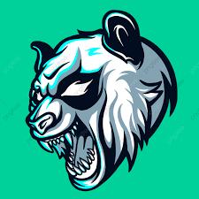 Cool Panda Designs Wild Panda Esports Logo For Mascot And Twitch Free Logo