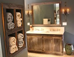 Pallet Wall Bathroom Reclaimed Wood Bathroom Mirror Reclaimed Wood Wall Mirror West