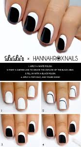Easy Nail Design Steps 27 Lazy Girl Nail Art Ideas That Are Actually Easy
