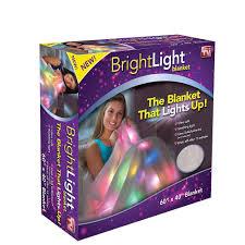 Buy Bright Light Blanket The Blanket That Lights Up As
