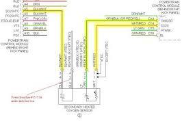 o2 sensor wiring diagram ecm wiring diagram wiring diagram ~ odicis o2 sensor bank 1 sensor 2 at 02 Sensor Location Diagrams