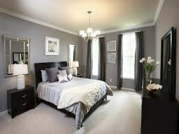 Contemporary Grey Carpet Lovely Bedroom Gray Beige Carpeted Wall Mirror  Black Accents Than Elegant Grey Carpet