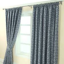 duck egg blue lined pencil pleat curtains redglobalmx org for how to