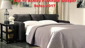 top 10 ashley furniture sleeper sofas 2017
