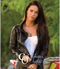 transformer megan fox leather jacket
