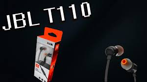 РАСПАКОВКА <b>JBL T110</b> Лучшие затычки для iPhone - YouTube