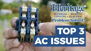 Top 3 Home Ac Problems Hvac Troubleshooting Tips