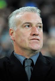 Didier Deschamps, coach of Marseille looks on during the UEFA Champions League round of 16 first leg match between Marseille and Manchester ... - Didier%2BDeschamps%2BMarseille%2Bv%2BManchester%2BUnited%2B-OX6p3EQGOpl