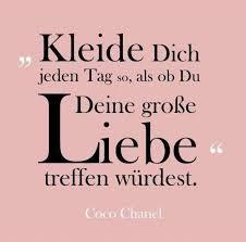 Meine Lebenseinstellung Sprüche Chanel Zitate Lebensweisheiten