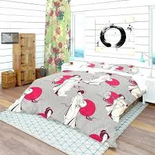 oriental bedding set duvet dragon bed sets ball z crib