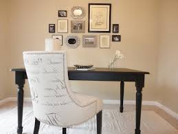 chic home office decor:  home office livelovediy the  office makeover pertaining to the elegant home office on a