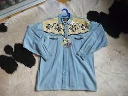 Très chic gilet sans manche pouvant très bien se marier avec un costume ou avec un jeans et chemise. Chemise Western Passion Johnny Hallyday Vintage Eur 55 00 Picclick Fr