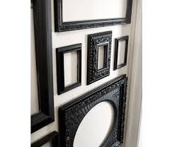 black painted furniturePalette  Paints Matte Black Painted Furniture  Remodelista